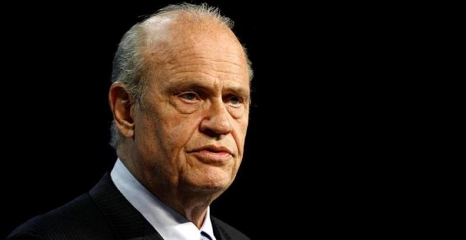 Fred Thompson fue candidato a la presidencia de EEUU. EFE / LARRY W. SMITH