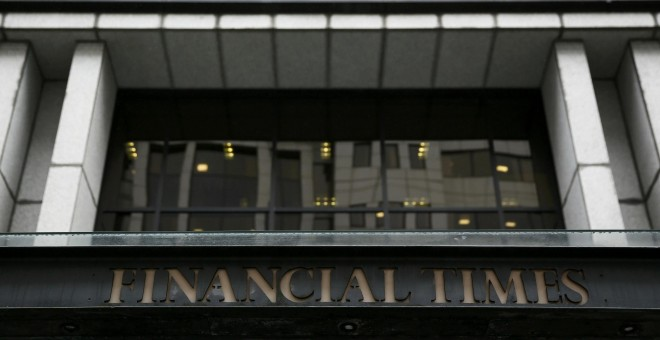 La sede de 'Financial Times' en Londres./ REUTERS