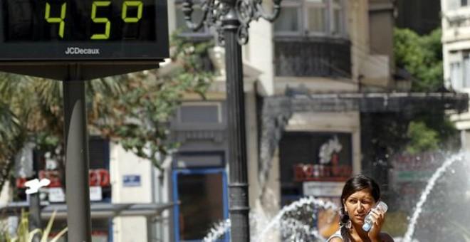 La OMM advierte que 2016 podría ser aún más cálido.- EFE