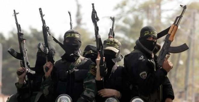 El grupo terrorista Estado Islámico (EI).- EFE