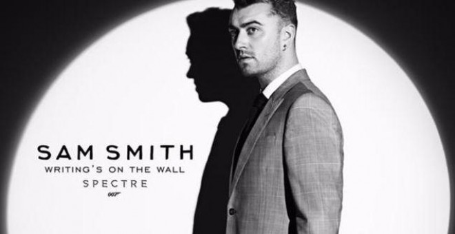 "Sam Smith puso su voz a la última película de James Bond, ""Spectre"".- EFE"