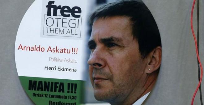 El lider independentista saldrá de prisión en tres meses. EFE (Aarchivo)