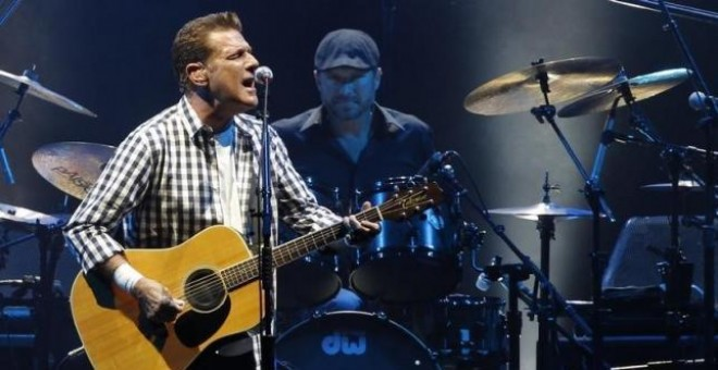 Glenn Frey, fundador y guitarrista de los Eagles. / REUTERS