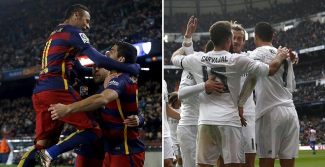 Real Madrid y FC Barcelona