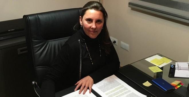 María Luisa García, la única jueza que ha investigado los crímenes del franquismo tras Garzón, pide más sensibilidad a jueces y políticos con las víctimas.