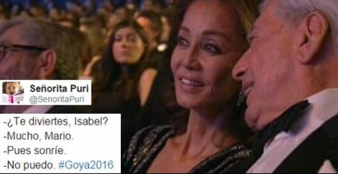 Los mejores memes de la gala de los premios Goya