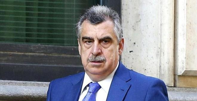 El magistrado de la Audiencia Nacional, Ismael Moreno.-EFE