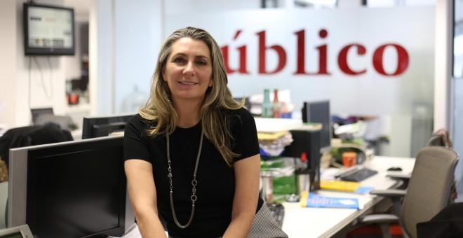 Letizia Prieto, comandante auditor del Ejército en excedencia. JAIRO VARGAS