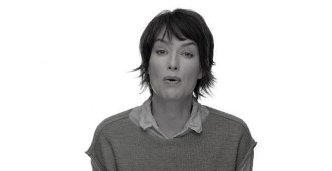 Lena Headey, actriz que interpreta a Cersei Lannister. EUROPA PRESS