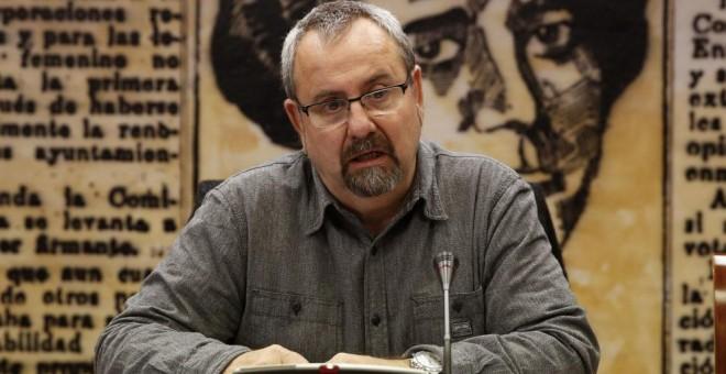 El senador Iñaki Goioaga en una imagen de archivo. EFE