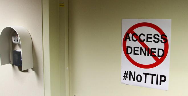 Una filtración de documentos sobre el TTIP revela el intento de EEUU por cambiar las leyes de la UE