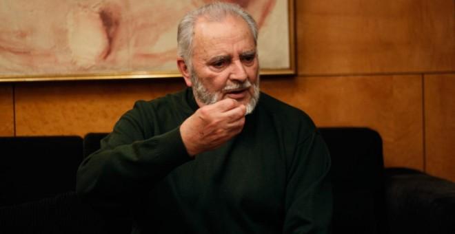 Julio Anguita, en una imagen de archivo.-JAIRO VARGAS