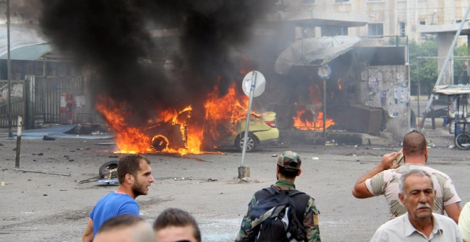 Dos nuevos ataques en Siria