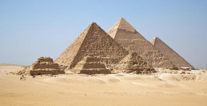El Estado Islámico destruye el templo de Nabu en Irak y amenaza con atacar las pirámides de Egipto