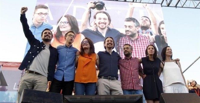 Unidos Podemos Cierre Campaña 26J