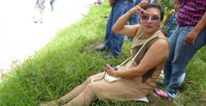 Lesbia Yaneth Urquía, de 48 años y perteneciente al Comité Cívico de Organizaciones Populares e Indígenas de Honduras (COPINH), fue hallada muerta con golpes en la cabeza.