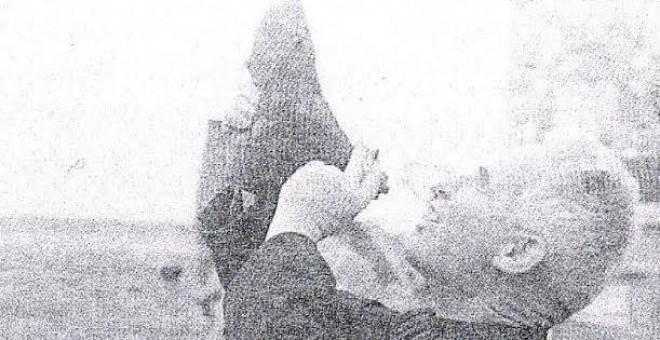 Jesús Arnal fue reasignado a un puesto de cura párroco en 1939, solo unos meses después de regresar a España por Irún.
