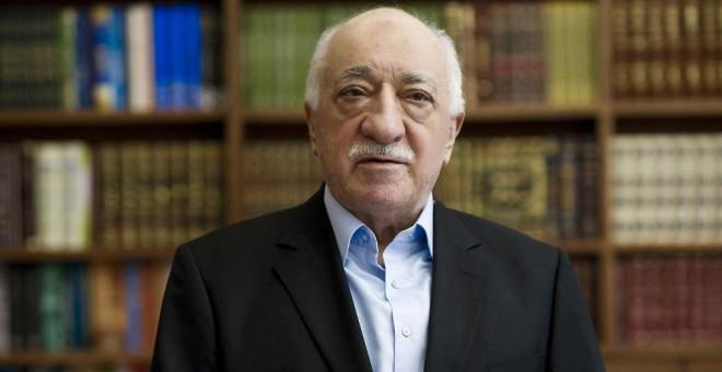 El predicador Fethullah Gülen, de 75 años, en una foto de archivo. / EFE