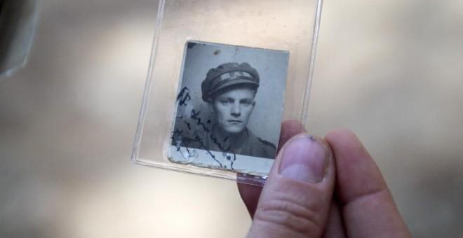 Gregorio Duque Villarte, joven manchego que en la Guerra Civil comandó un batallón de la 6ª Brigada Mixta en los combates que comenzaron en la madrugada del 19 de enero de 1937.- ÁLVARO MINGUITO