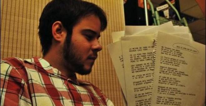 Imagen de archivo del rapero Pablo Hasel.