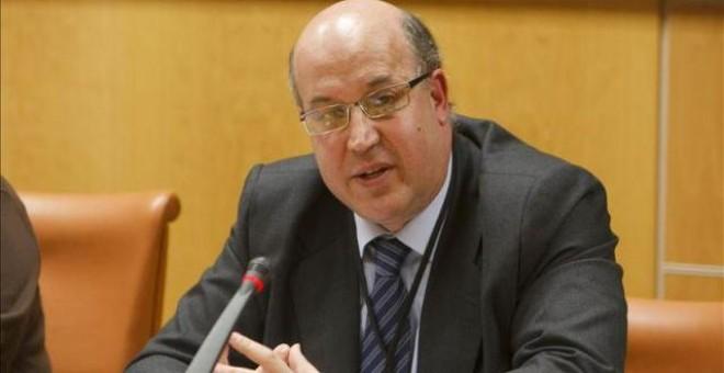 El fiscal superior del País Vasco, Juan Calparsoro, en una imagen de archivo. EFE