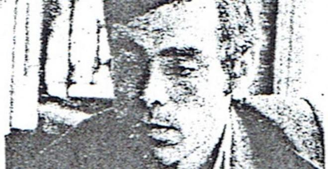 Benito Benítez, alcalde de Torremejía en 1979.
