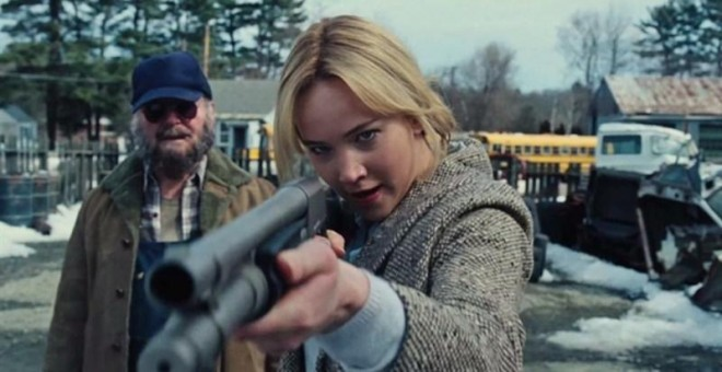 Jennifer Lawrence en 'Joy'. E.P.