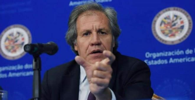 Luis Almagro, secretario general de la Organización de Estados Americanos/EFE