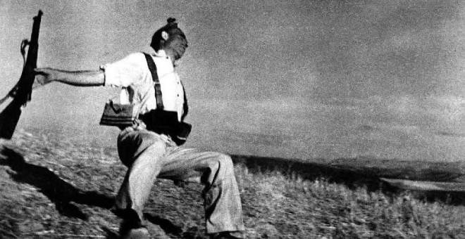 Muerte de un Miliciano, la fotografía más famosa de Capa