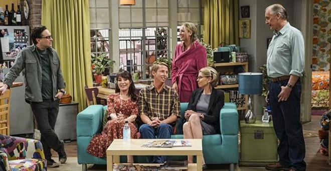 Nueva temporada de The Big Bang Theory/EUROPA PRESS