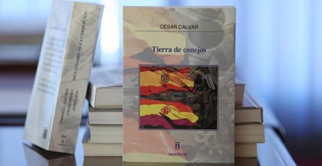 La novela 'Tierra de conejos', de César Calvar, reconstruye los primeros momentos de la Guerra Civil.