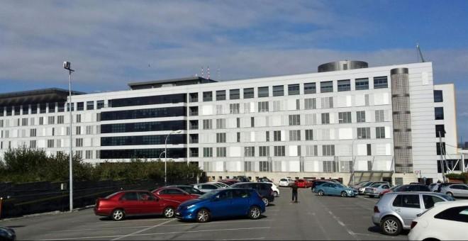 Imagen del Centro Hospitalario Universitario de A Coruña (CHUAC).
