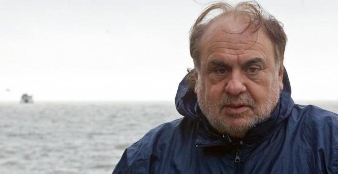 El psicoanalista argentino Jorge Alemán presenta 'Horizontes neoliberales en la subjetividad'. / ROBERTO GRAZIANI