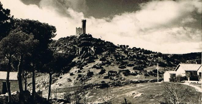 Torrelodones, en los años treinta. / ARCHIVO: ALBERTO DEL RÍO