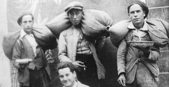 49 portugueses fueron represaliados en el sur de España. Libro Frontera y Guerra Civil Española