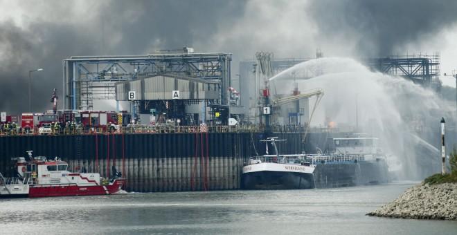 Alemania: Un muerto y seis desaparecidos tras explosión en dos plantas de la química BASF