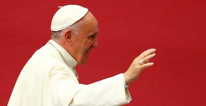 El Papa Francisco en una imagen de archivo.- REUTERS