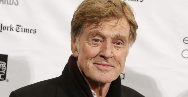 El actor y director Robert Redford, en Nueva York. / SHANNON STAPLETON (REUTERS)