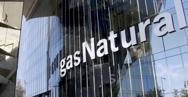 Sede corporativa de Gas Natural en Barcelona. EFE/ Toni Albir