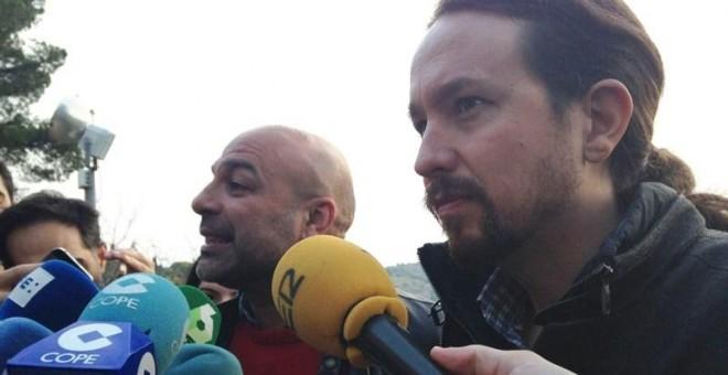 """Pablo Iglesias afirma que """"el Gobierno tiene mecanismos de sobra para ignorar al Parlamento"""" / EUROPA PRESS"""