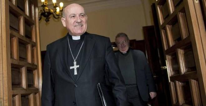 El arzobispo de Zaragoza, Vicente Jiménez / WIKIPEDIA