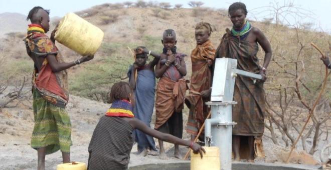La empresa que vende agua para llevarla a donde no hay