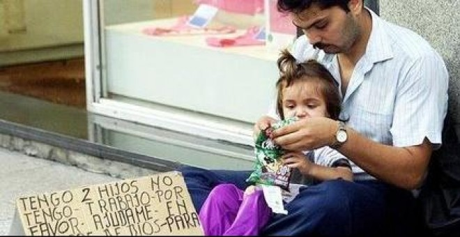 Unicef: España es el tercer país con mayor pobreza infantil de la UE