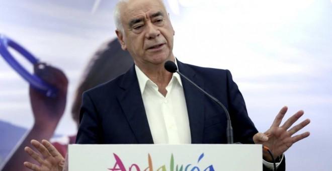 El exconsejero de la Junta de Andalucía Luciano Alonso. EFE