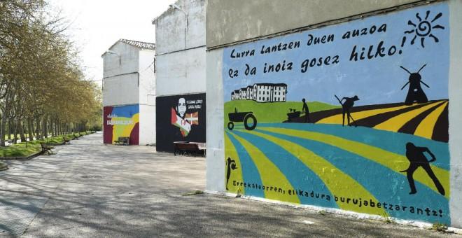 PNV, PSE y PP se unen contra Errekaleor, el mayor barrio recuperado del Estado