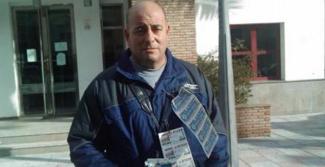 """Así presionan a los discapacitados de una lotería alegal: """"Cuanto más trabajes, más ganas"""". OID"""