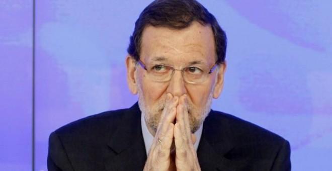 Mariano Rajoy, presidente del Gobierno. EFE