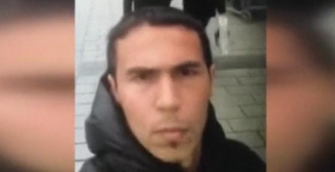 Imagen del presunto autor de la masacre