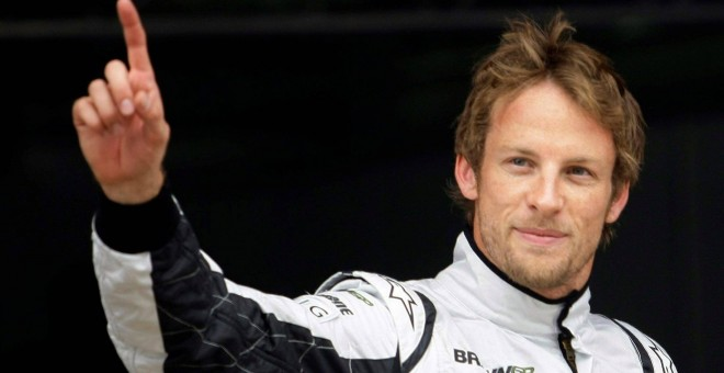 Jenson Button. /CORDON PRESS