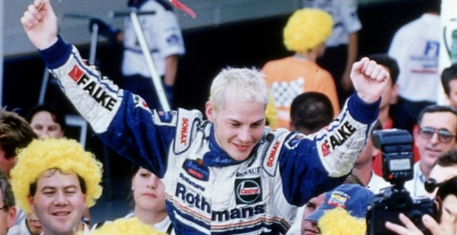 Jacques Villeneuve. /CORDON PRESS